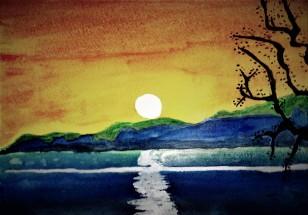 Paleochora sunset revise